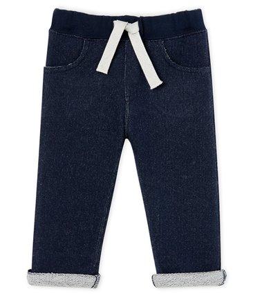 Spodnie chłopięce z bawełny