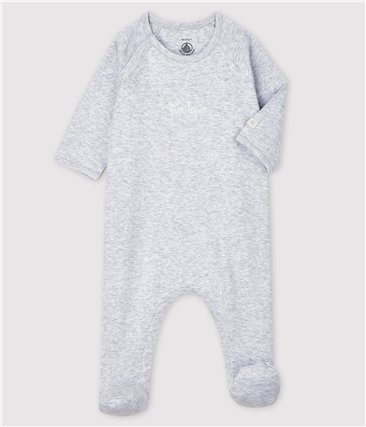 Bawełniane śpioszki niemowlęce